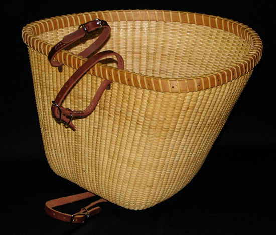 Nantucket Bicycle Basket